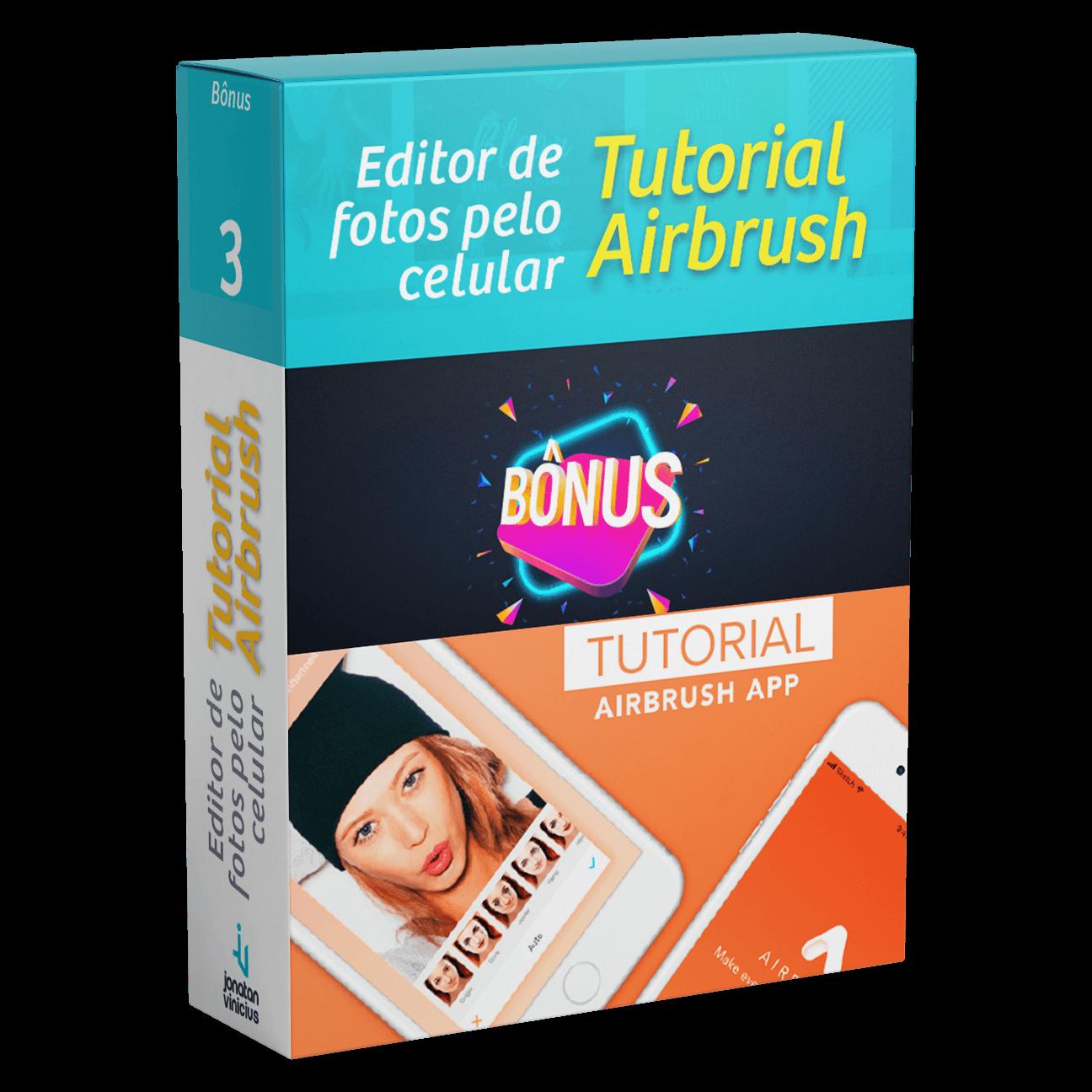 Bônus 3 - Tutoria Airbrush
