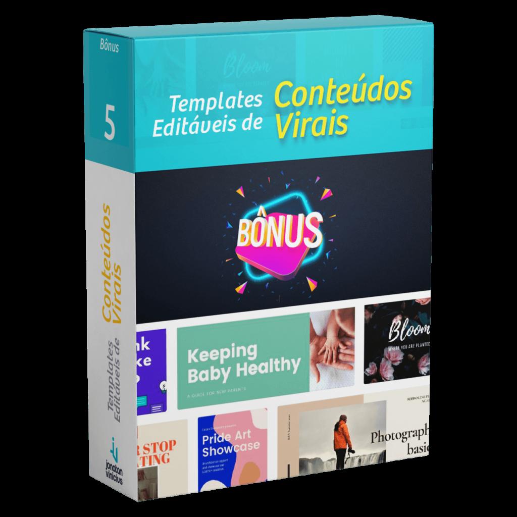 Bônus 5 - Templates editáveis